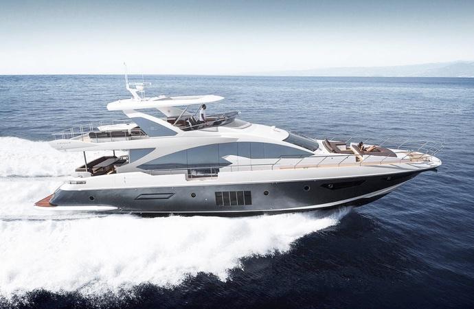 quanto costa uno yacht azimut 80