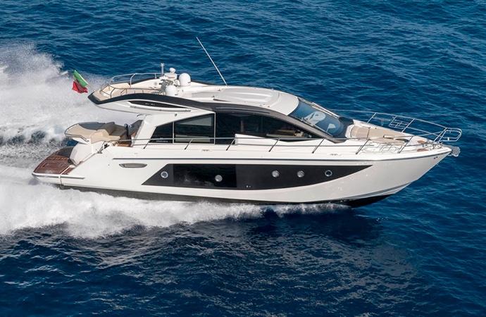 quanto costa uno yacht cranchi 56 ht
