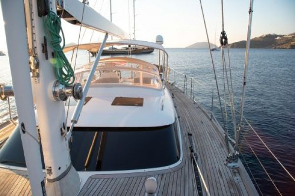 Contest Yachts CONTEST 57 CS scafo # 57103