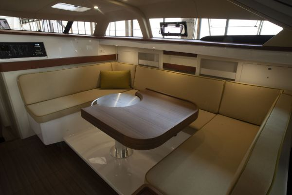 Pegasus Yachts  PEGASUS 50 #1 Globe