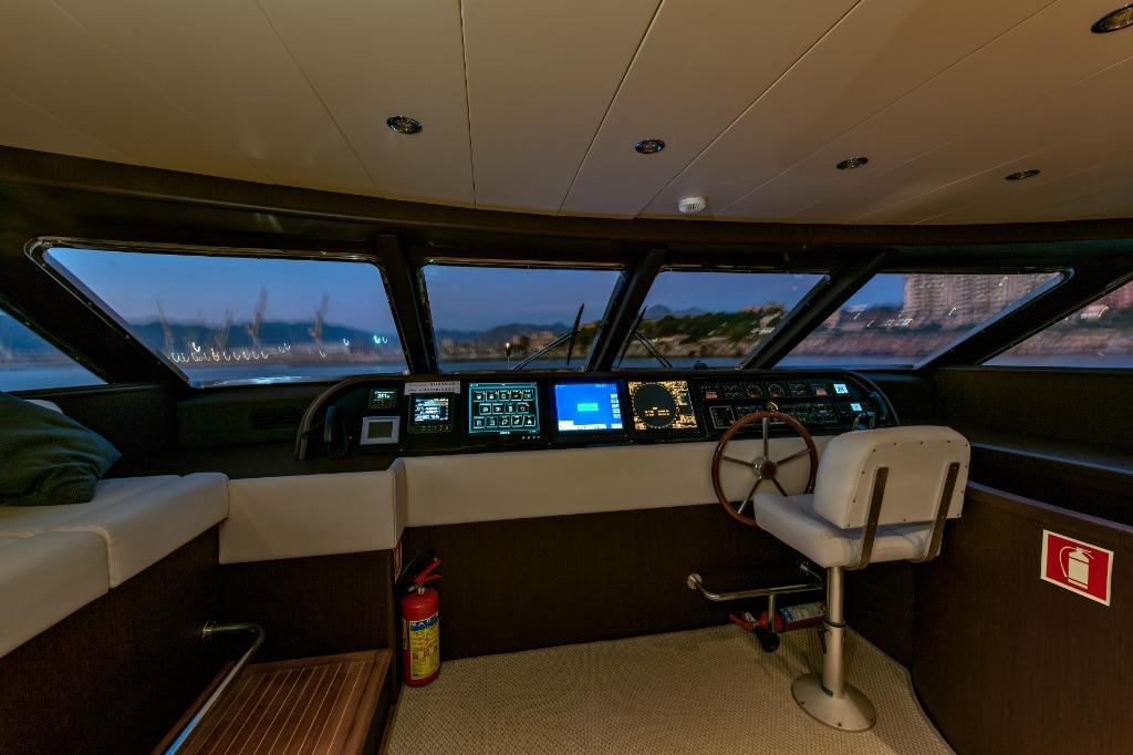 Benetti Sail Division BSD 105